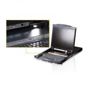 LCD KVM превключватели